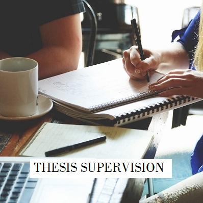 thesis supervision